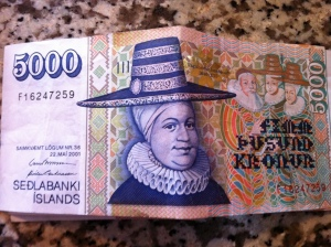 It was kind of hard to take this currency seriously.