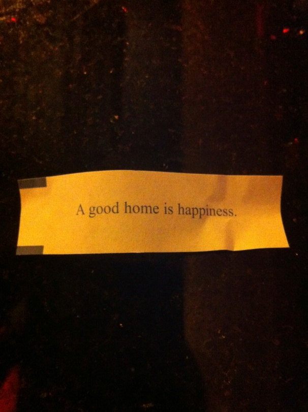This fortune doesn't even need anything added to the end of it.
