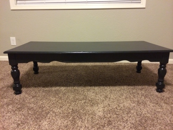 I own a coffee table! $30: score.
